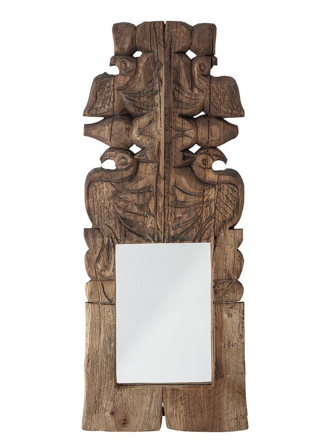 Authentieke Spiegel Recycled Wood 65 cm