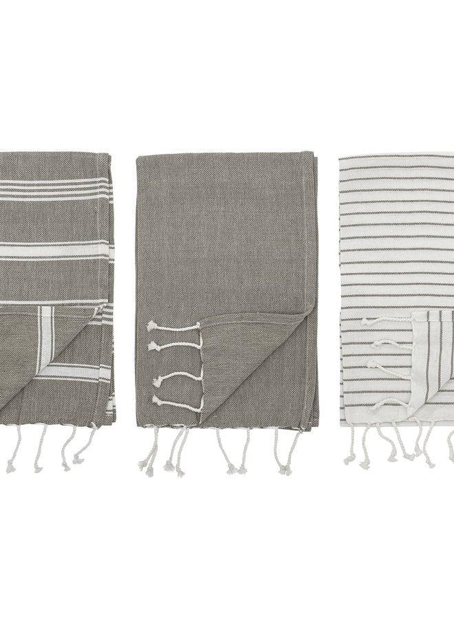 Theedoeken set van 3 Cotton 70x45 cm