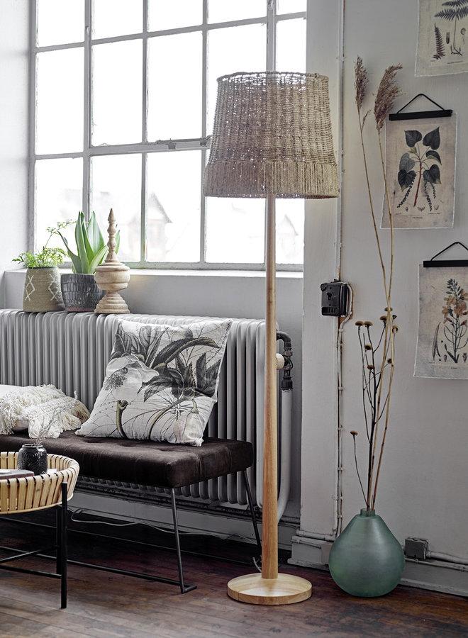 Bijzettafel Bamboe 50x40 cm