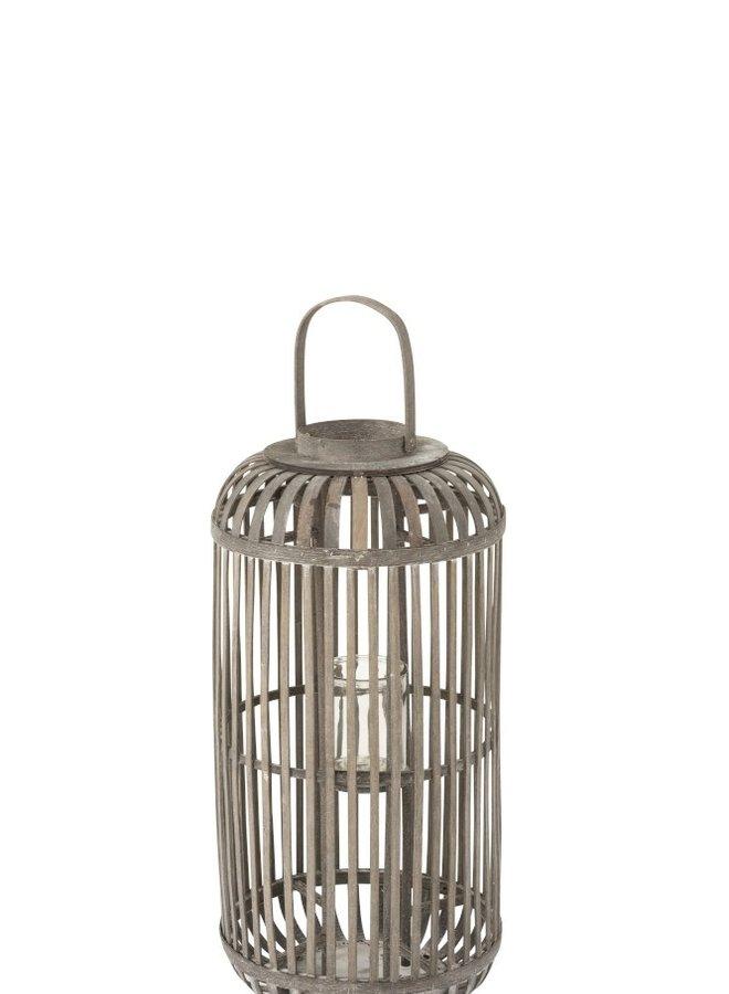 Lantaarn Cylinder 32x67 cm