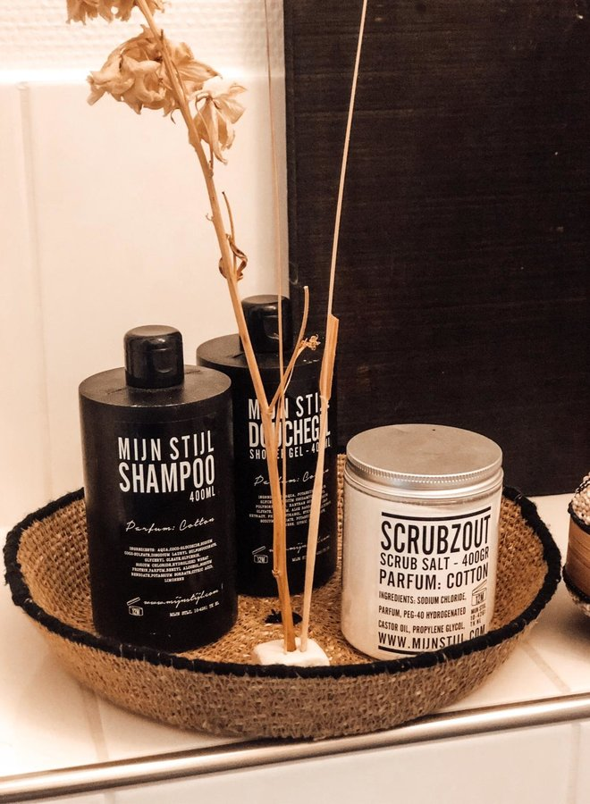 Shampoo Cotton Zwart