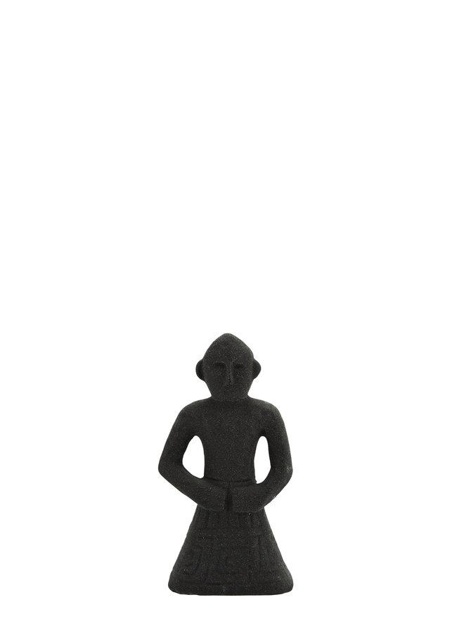 Stoneman Zwart 14,5 cm
