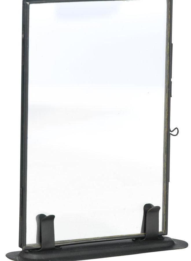 Fotoframe op Voet 10x15 cm Zwart