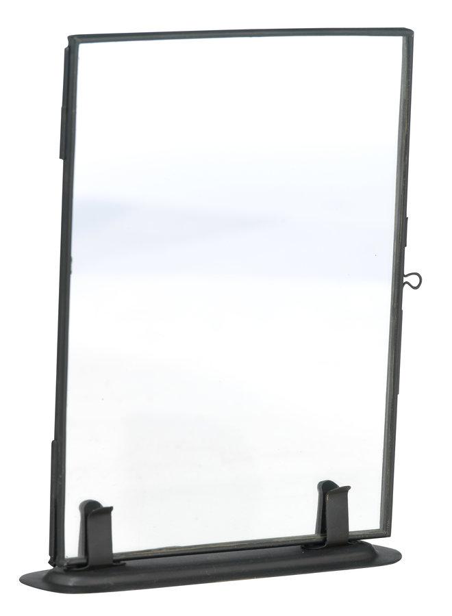 Fotoframe op Voet 13x18 cm Zwart
