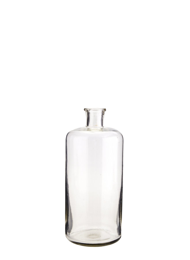 Vaasje Glas 10x25 cm