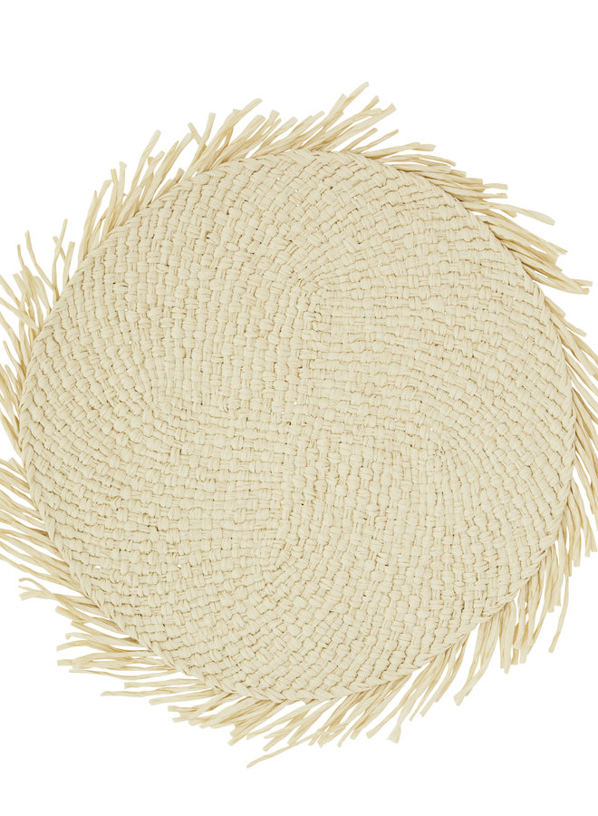 Wanddeco | Placemat Paperrope 38 cm
