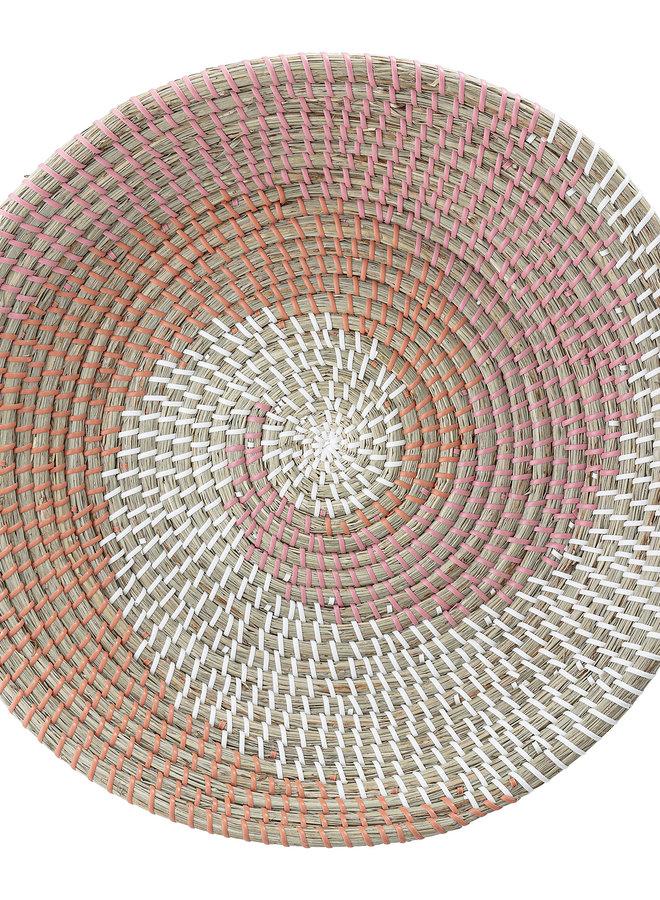 Wandschaal Rose 44 cm
