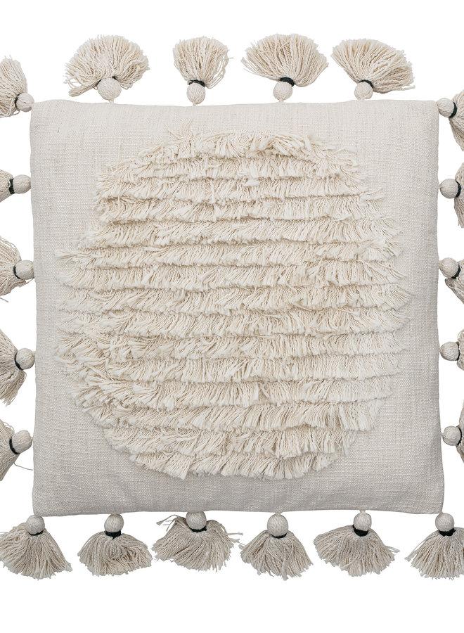 Sierkussen Nature Katoen 50x50 cm
