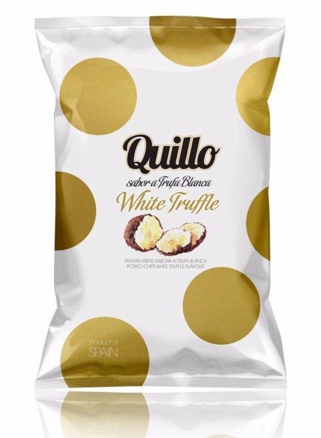Witte Truffel-Chips 130 gr.