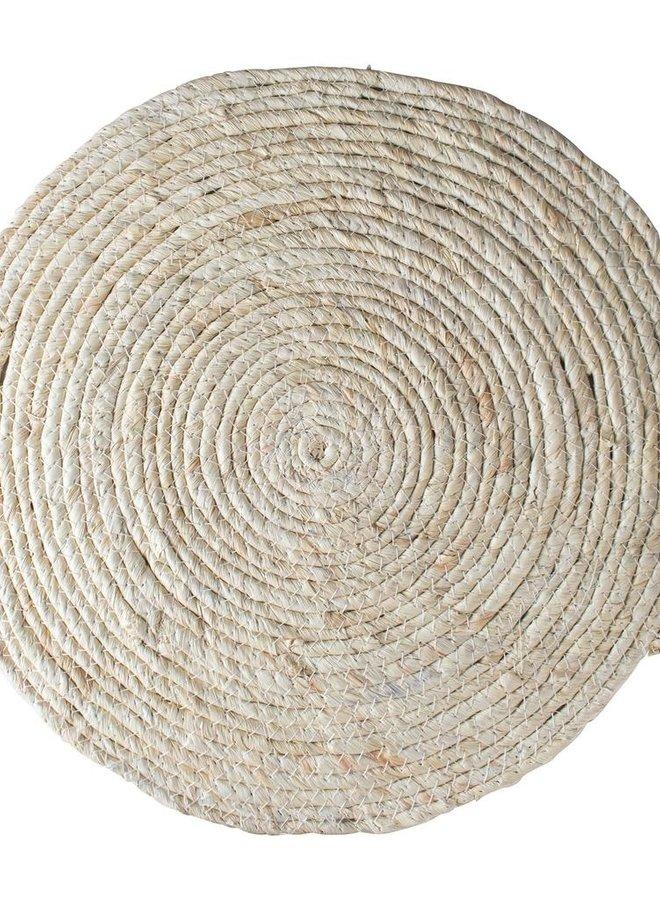 Wanddeco | Placemat Maisblad 38,5 cm