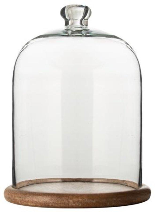 Glazen Stolp 15,4x21 cm