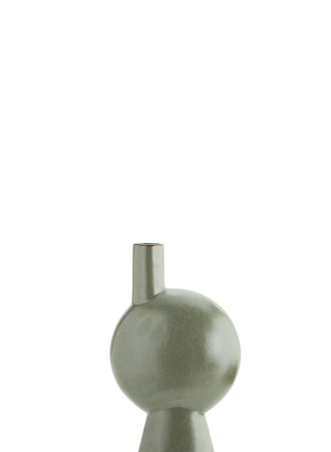Vaas Keramiek Groen 27 cm