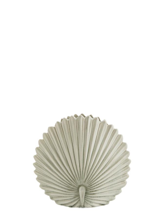 Vaas Keramiek Leaf 25 cm