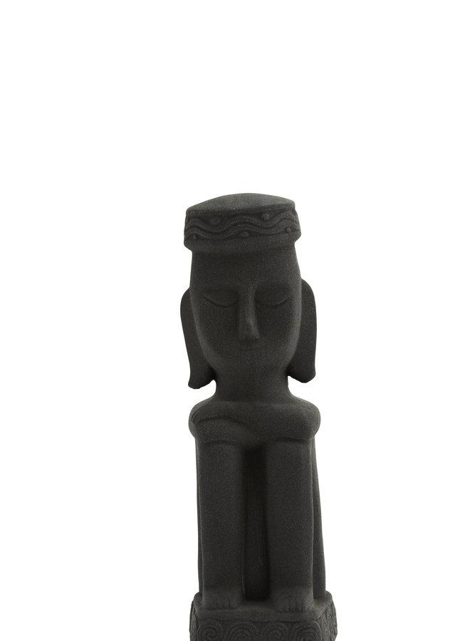 Stoneman Zwart 39 cm