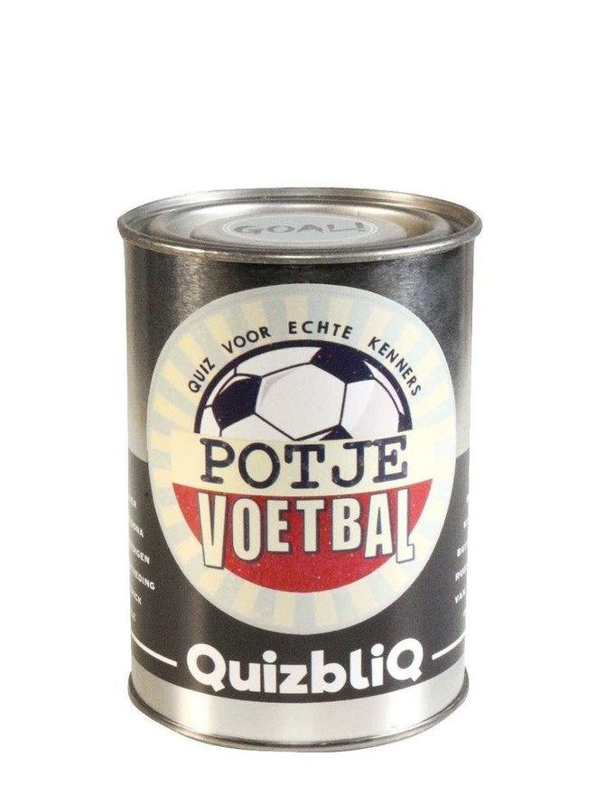QuizBlik Potje Voetbal