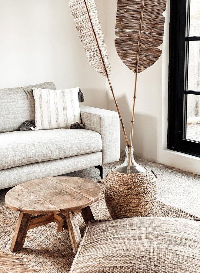Salontafel | Bijzettafel Recycled Wood Naturel