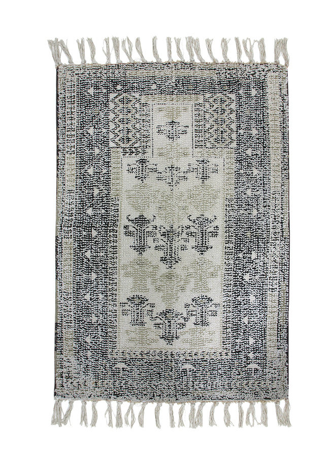 Badmat Overtufted 60x90 cm