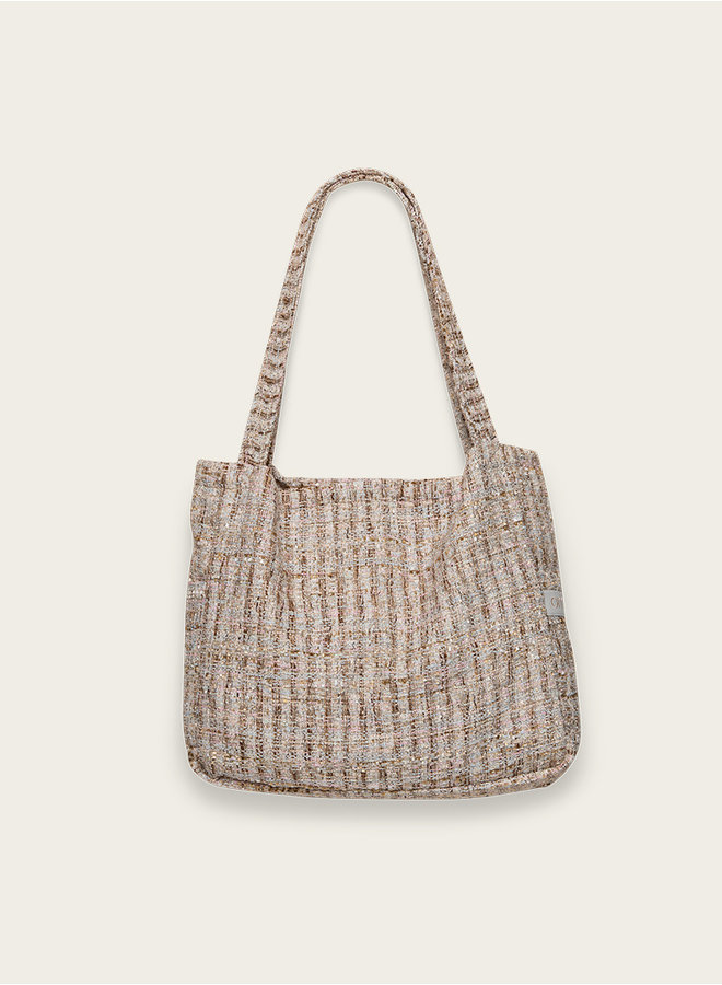 Omay Bag Pastel Tweed