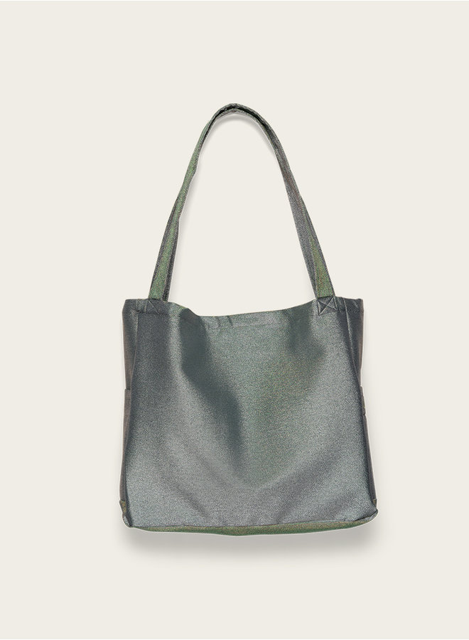 Omay Bag Greenish Glitter