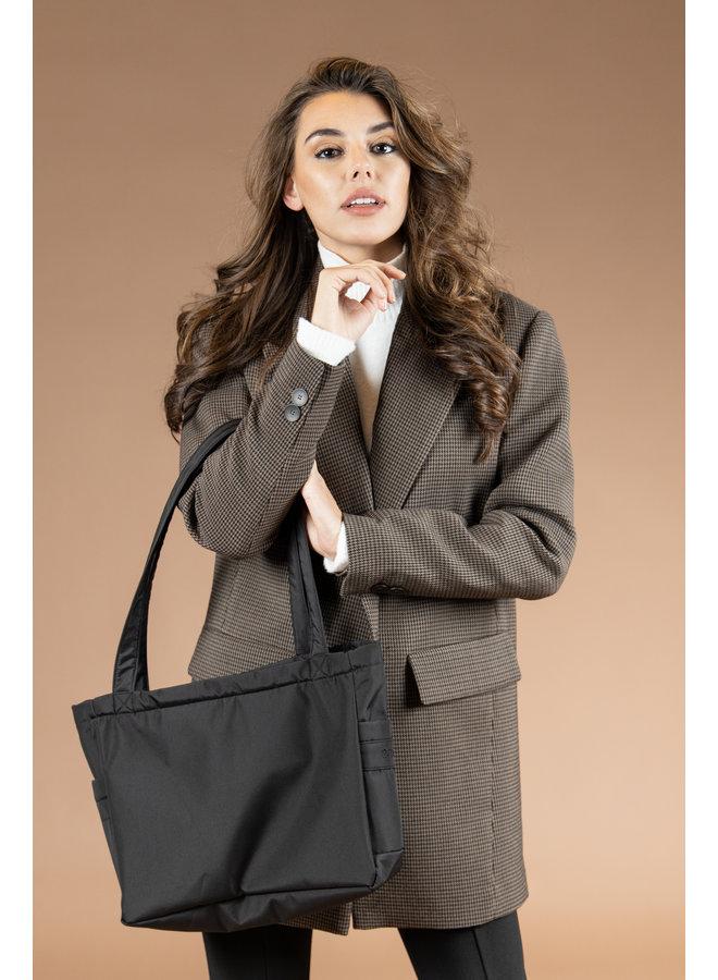 Omay City Bag Rainy Black