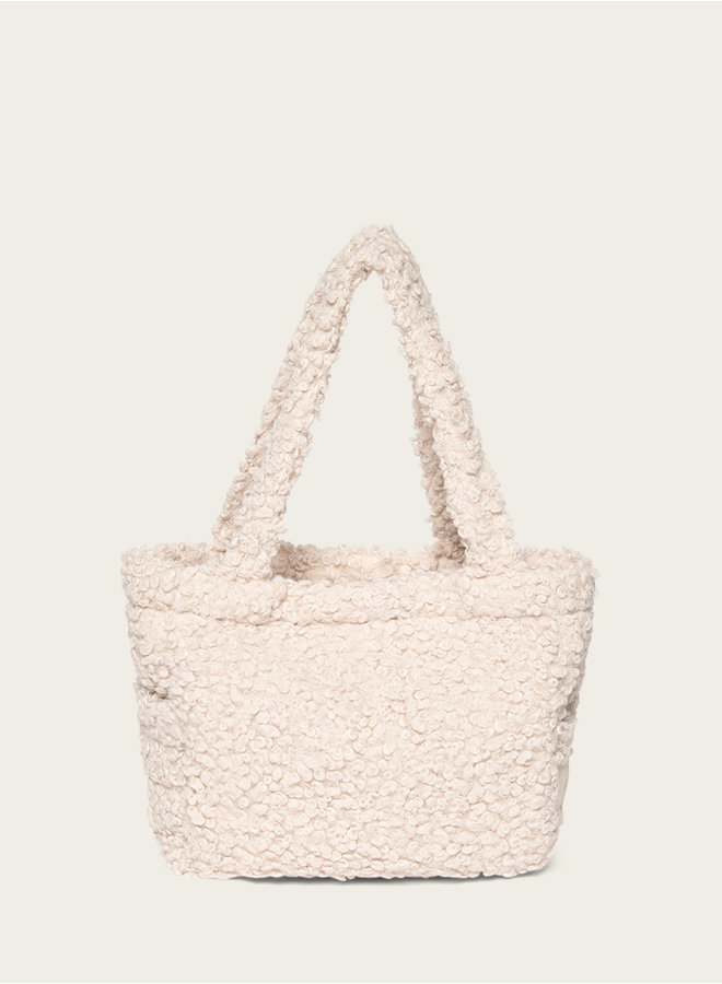 Omay Mini Bag  Creamy Bouclé
