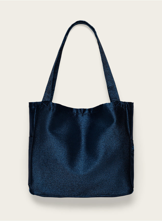 Omay Bag Blue Glitter