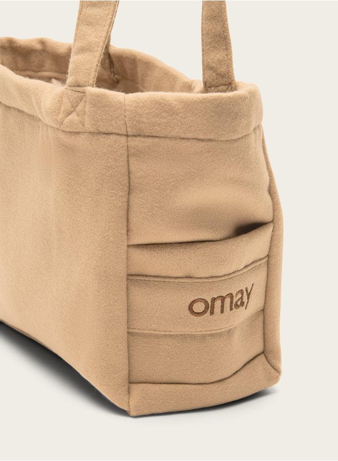 Omay Mini Bag Latte