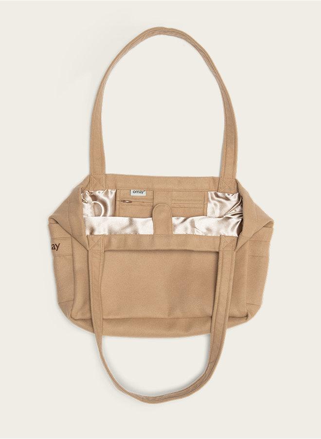 Omay City Bag Latte