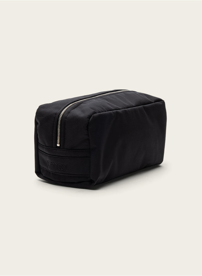 Omay Pouch Rainy Black