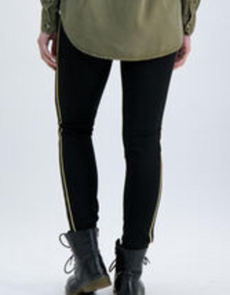 Garcia Zwarte legging