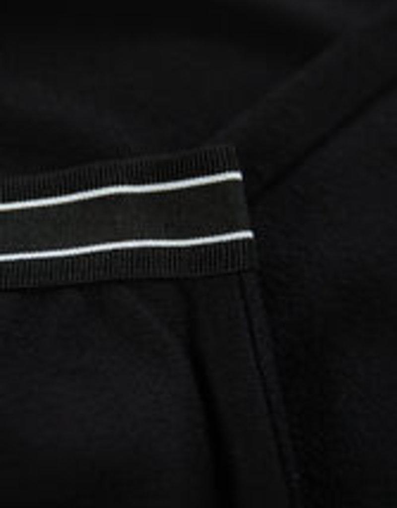 Garcia Zwarte sporty pantalon