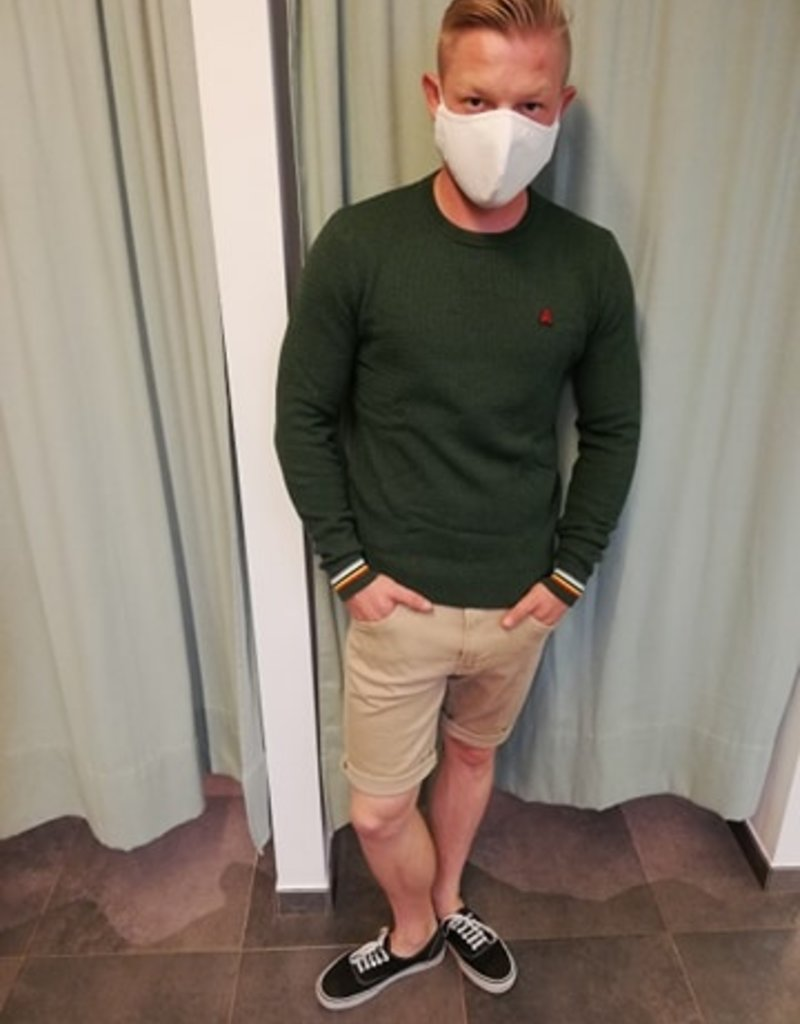 Antwrp Groene trui