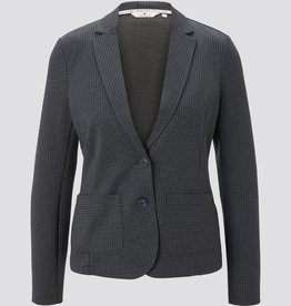 Tom Tailor SLIM FIT BLAZER WITH A HOUNDSTOOTH PATTERN
