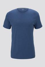 Tom Tailor T-shirt met getextureerde strepen