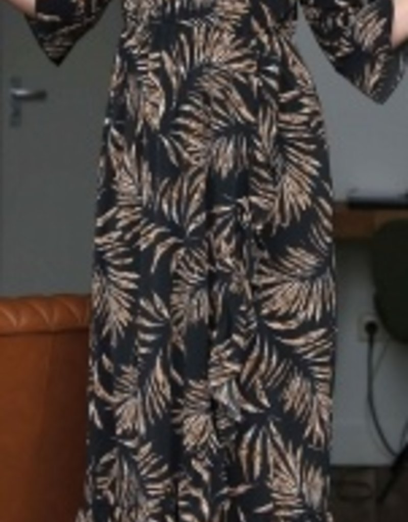 Enjoy Enjoy jurk met print