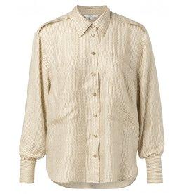 yaya Overhemd van zijdemix