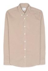 Ben Sherman Retro Spot Print Shirt