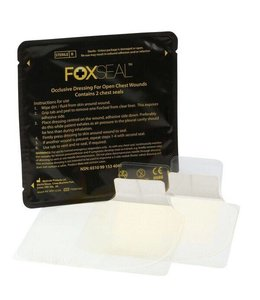 Celox Fox Chest Seal 2 Pack