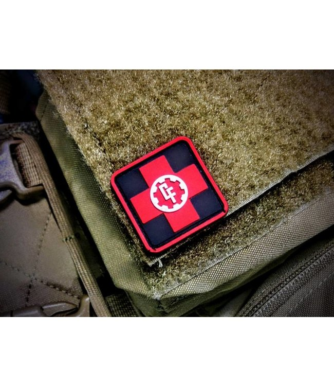Contact Front MED PVC patch