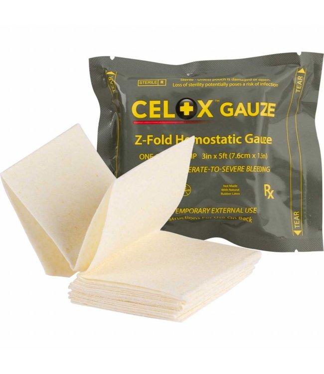 Celox Gauze Z-fold