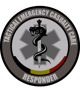 Contact Front TECC RESPONDER patch