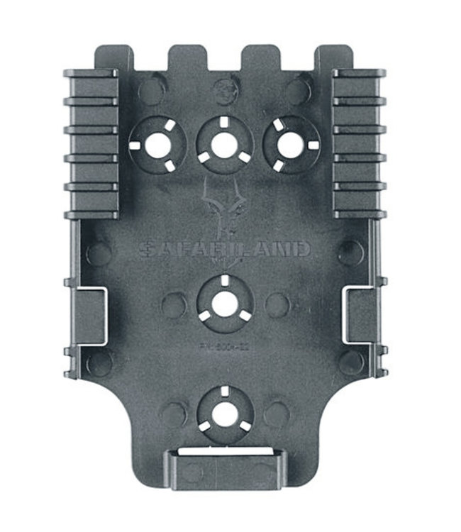 Safariland Model 6004-22 Quick Locking System - Receiver Plate (QLS 22)