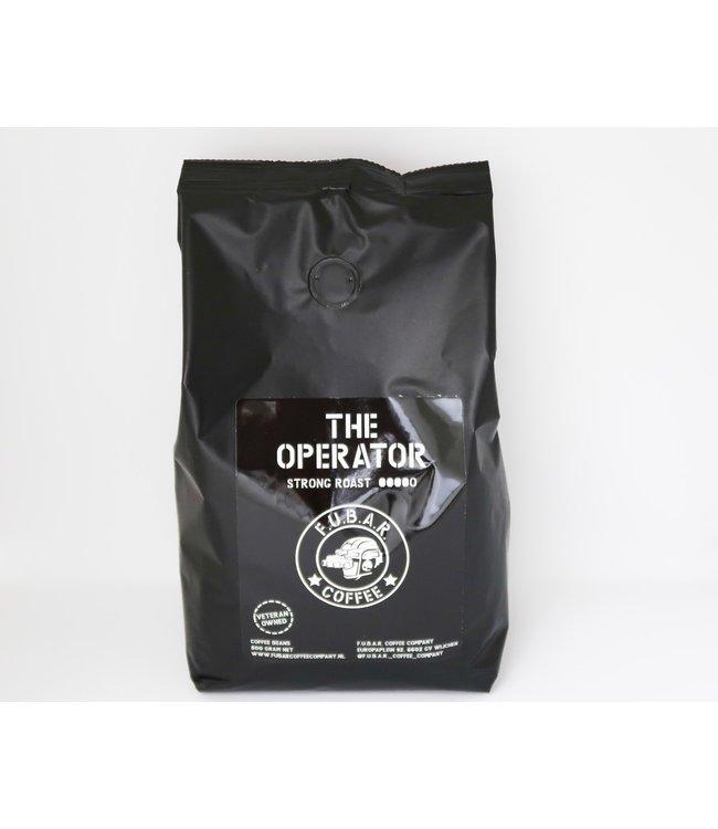F.U.B.A.R. Coffee  THE OPERATOR BLEND – STRONG ROAST