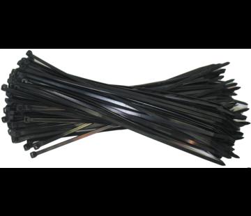 Tyraps- Kabelbinders 300x4mm - 100 stuks
