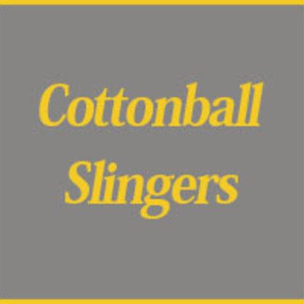 Cottonballs voor een echt feestje