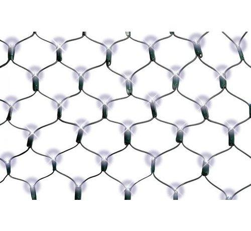 Kerstverlichting: Net met 240 LED Warm wit