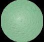Cotton ball Mint Groen 6cm