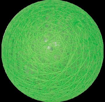 Cotton ball Fel Groen