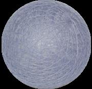 Cotton ball Staalblauw