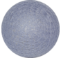 Cotton ball Staalblauw - 6cm